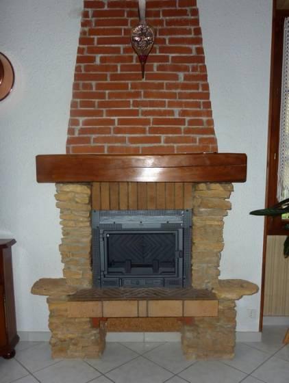 Plan Cheminée Foyer Ouvert Pdf : Cheminée à foyer ouvert cheminées boisaubert