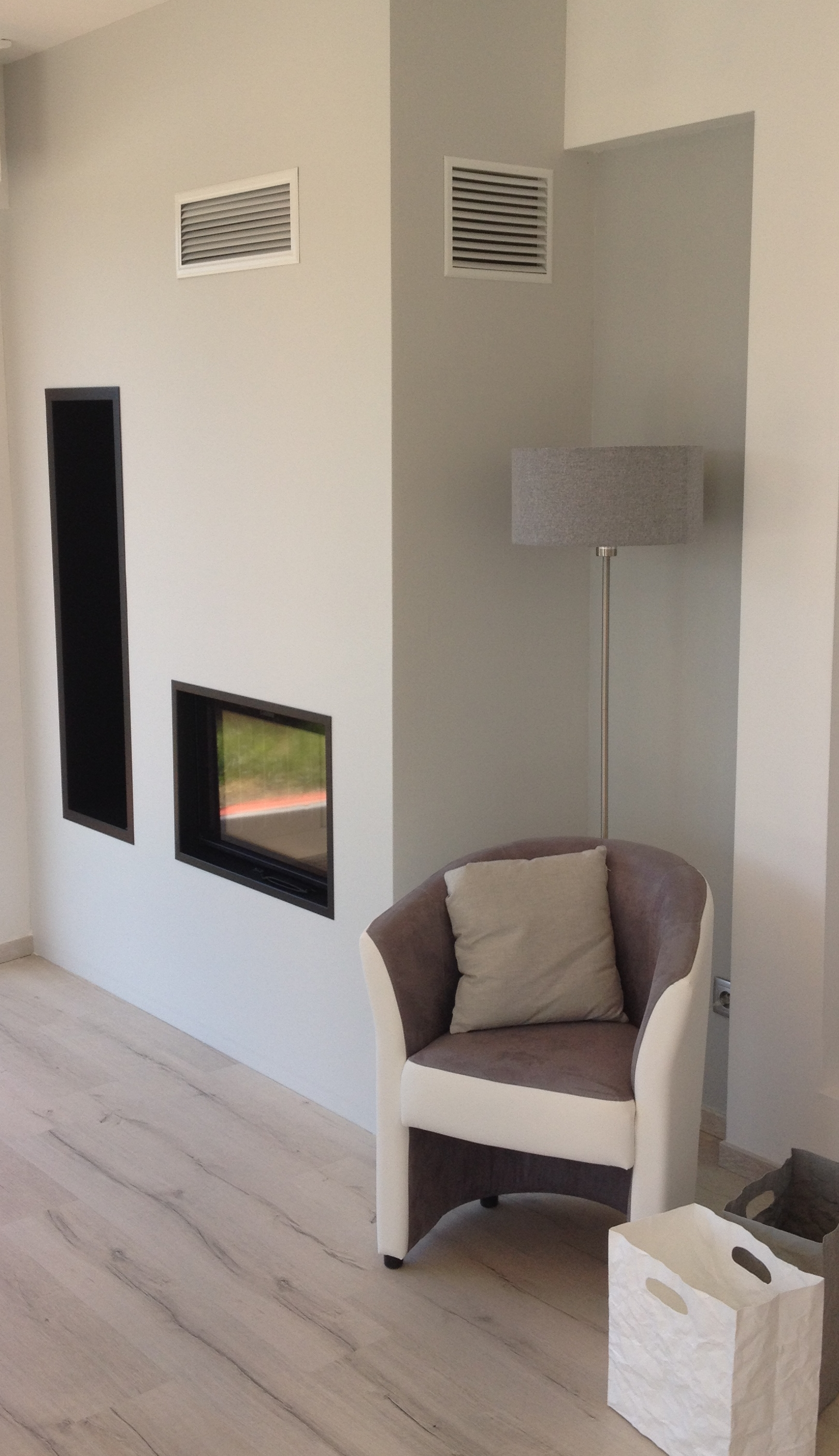 Habillage Cheminée D Angle cheminée contemporaine - cheminées boisaubert - création ou